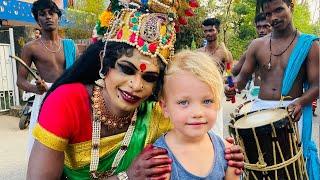Temple Festival in Kerala VLOG