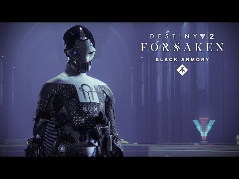 Destiny 2: Forsaken Annual Pass – Black Armory Volundr Forge Trailer thumbnail