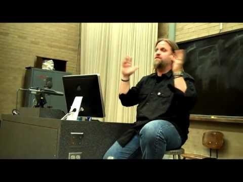 "M. Shawn Crahan ""Clown"" From Slipknot At Drake University: Pausing Selfishness Two Hours A Day Mp3"