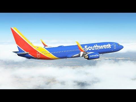 737 to Albuquerque | X-Plane 11