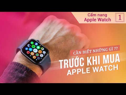 #1: Xem video này trước khi mua Apple Watch I HaloApple