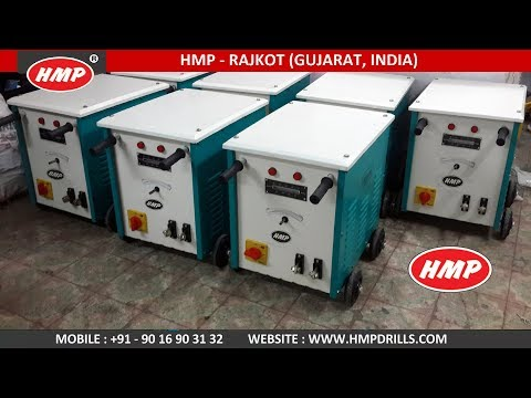300A Regulator Type Transformer Based ARC Welding Machine