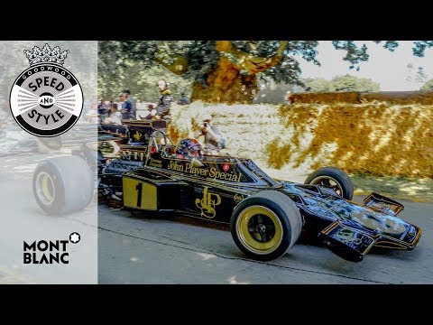 This Lotus 72 is the most successful F1 car ever