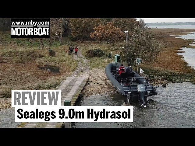 Sealegs 9.0m Hydrasol | Review | Motor Boat & Yachting