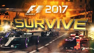 20 ONLINE NOOBS TRY TO SURVIVE MONACO NIGHT RACE