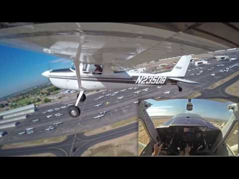 Cessna 150/150 Taildragger with VG Kit