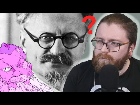 "Crazy Nazi Debates me on the ""Trotsky Jewish Question"" and I'm Lost"