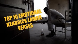 Top 10 Emotional Kendrick Lamar Verses