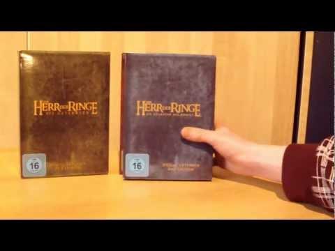 Der Herr der Ringe - Extended DVD-Editionen 1-3 | Unboxing