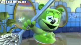 Booble op gomy bear