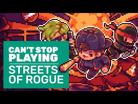 How Streets Of Rogue is a tabletop RPG disguised as a roguelike
