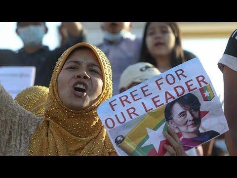 Putsch in Myanmar: Militär in Myanmar setzt deutsche Rüstungsgüter ein