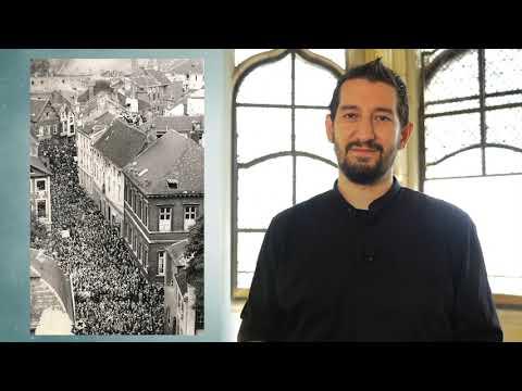 Versteckte Lieblingsorte im Aachener Dom - Heute mit Domvikar Matthias Fritz