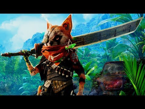 Switch-версии Biomutant и Darksiders II: Deathinitive Edition
