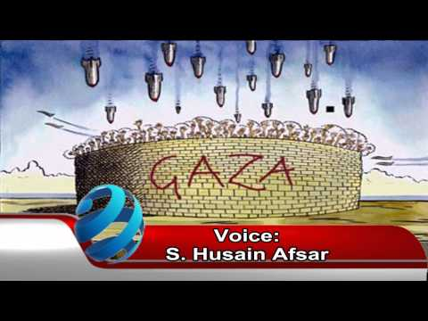 Cry of Middle East : Sr Journalist - Husain Afsar