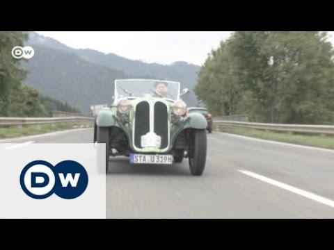 كلاسيكيات BMW 319/1   عالم السرعة