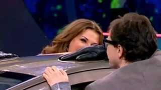 Драка на шоу Машина Перец   The fight on the show car  Pepper  new