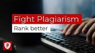 PlagiaShield video
