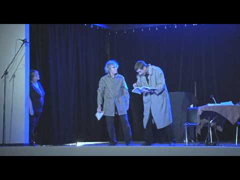 L'Échange (Théâtre Pièce courte de Pierre-Yves Millot mise en scène : David Ruellan - mai 2009)
