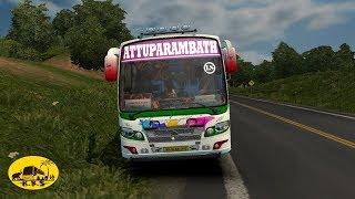 Attuparambath Bus Skin for Maruthi V01 : ETS2