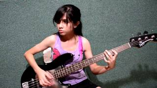 Muse Undisclosed Desires BASS COVER
