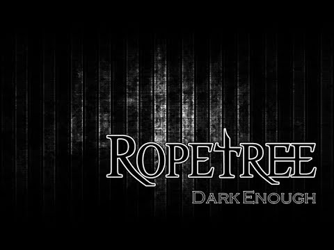 Dark Enough - lyric video
