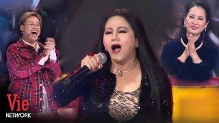 """Nữ hoàng nhạc rock Ngọc Ánh khuấy động sân khấu với ca khúc """"Mùa xuân từ những giếng dầu"""""""
