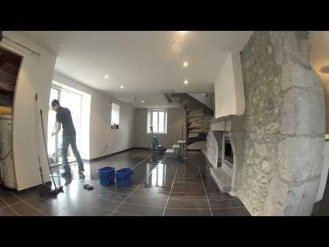 Nettoyage fin de chantier par ABSOLUNET74 entreprise Annecy