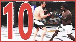 UFC 2 Career Mode Ep.10 - TERIO IS RISING THE RANKS!! | UFC 2 Gameplay
