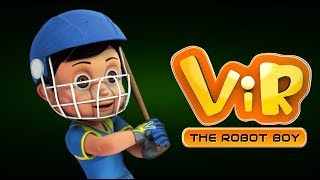 Vir: The Robot Boy in English | Ep29Compilation | Action Cartoons For Kids | Wow World