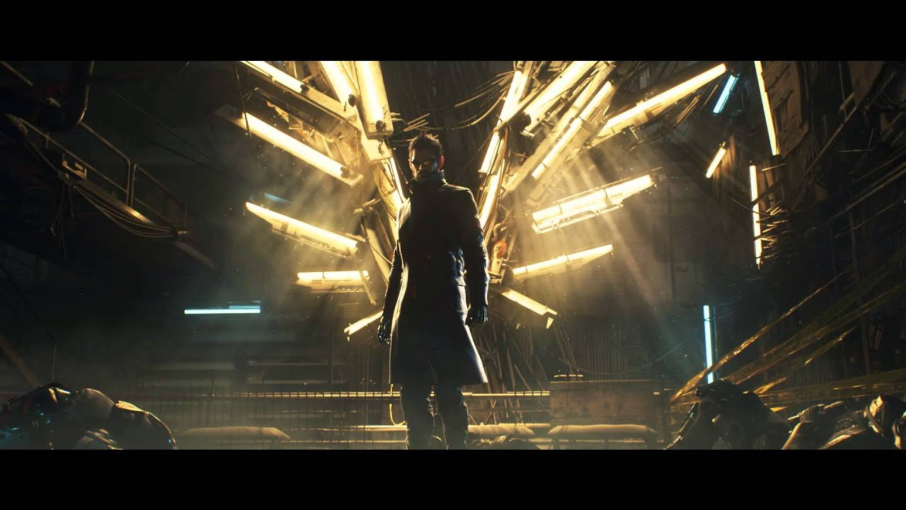 Video Deus Ex: Mankind Divided - Digital Standard Edition [Steam]