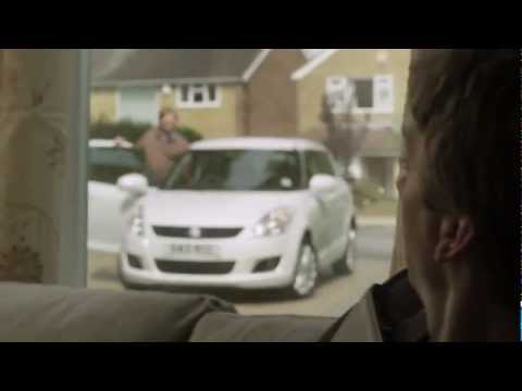 Suzuki Advert -- The Never-ending Test Drive