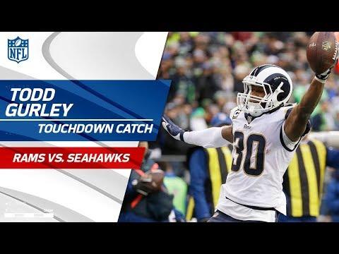 Tavon Austin's Speedy Reverse Sets Up Todd Gurley's 4th TD! | Rams vs. Seahawks | NFL Wk 15