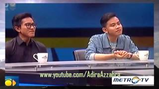 MATA NAJWA 24 Februari 2016 CERITA ANAK JOKOWI Gibran Rakabuming Kaesang Pangareb