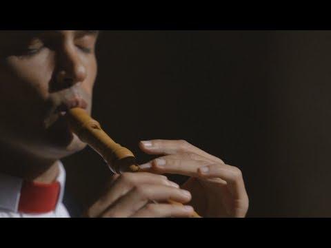W. Babell: Concerto nº 2 for One Small Flute. Elcurarojo - Alberto Domínguez Gálvez