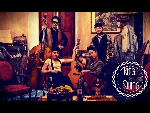 Ring of Swing Trio/Quartet Swing Gipsy Blues Bologna musiqua.it
