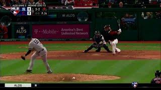Yan Gomes Walk Off vs Yankees | Indians vs Yankees Game 2 ALDS