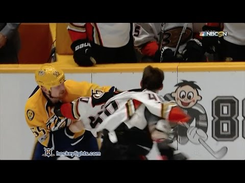 Cody McLeod vs. Jared Boll