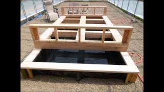 Aquaponics Greenhouse Build