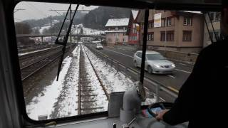 preview picture of video 'Bergbahn Rheineck-Walzenhausen'