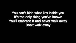 """Video thumbnail of """"Iron - Within Temptation (Lyrics)"""""""
