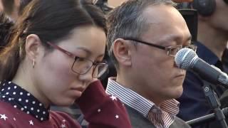 Пресс-конференция Президента КР А. Атамбаева
