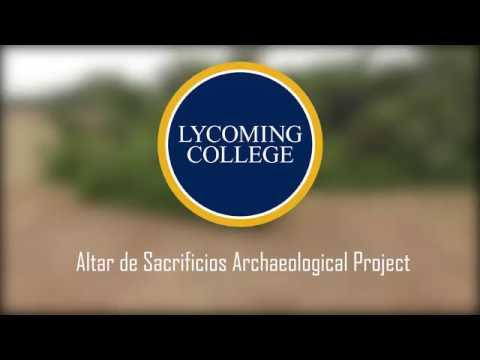 Dr. Jessica Munson & Altar de Sacrificios Archaeological Project