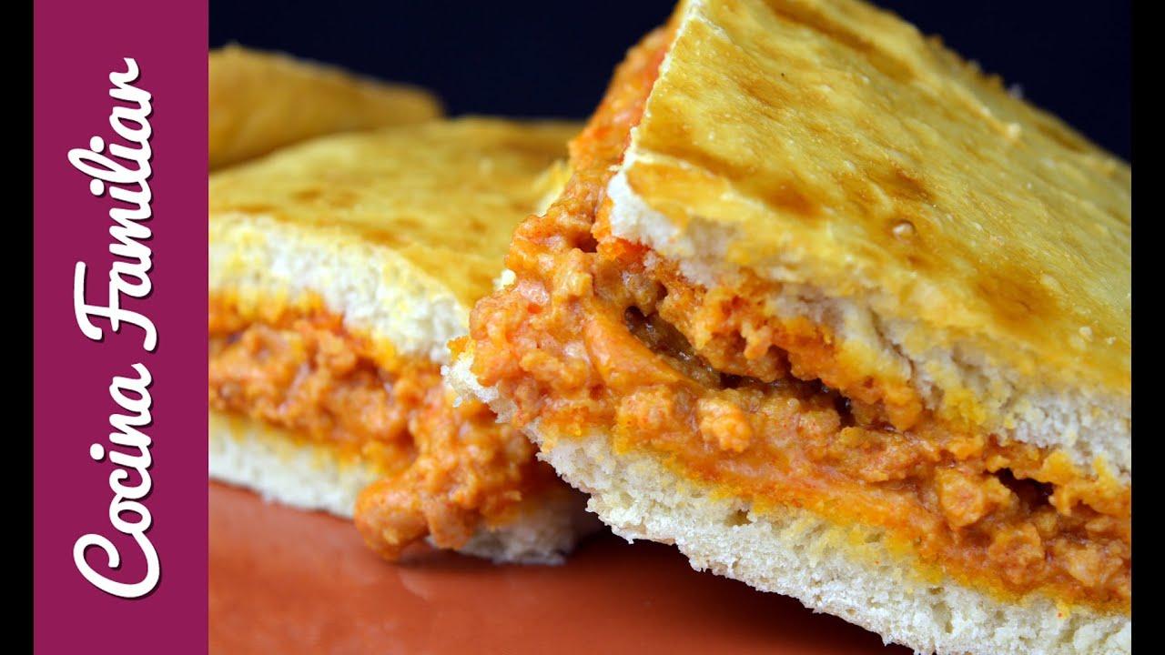 Empanada riojana, con receta de la masa | Javier Romero