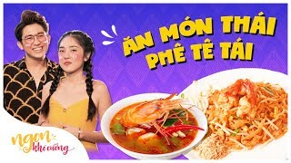 Ngon Khó Cưỡng | Ăn đồ Thái ở Sài Gòn, phê tê tái con gà mái  | Tập 14 | Food Review