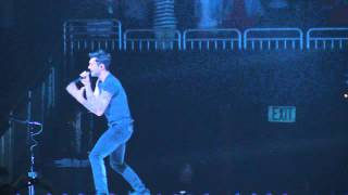 Maroon 5 - Love Somebody (Live on 3/30/2013)