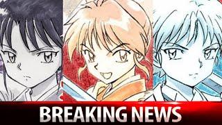 HUGE BREAKING NEWS!!! INUYASHA SEQUEL ANIME ANNOUNCED Hanyo No Yashahime