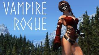 Skyrim Mod Shopwindow: Vampire Rogue Armor-SevenBase BBP