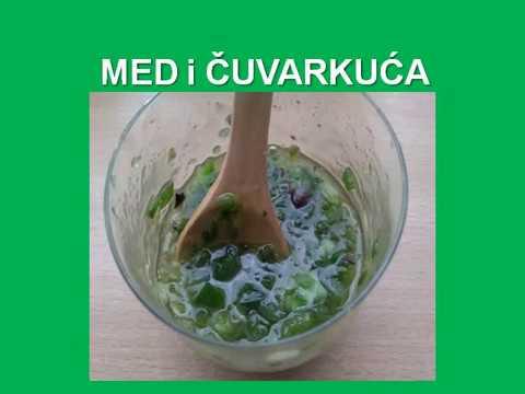 Prostate kamenje liječenje narodnih lijekova