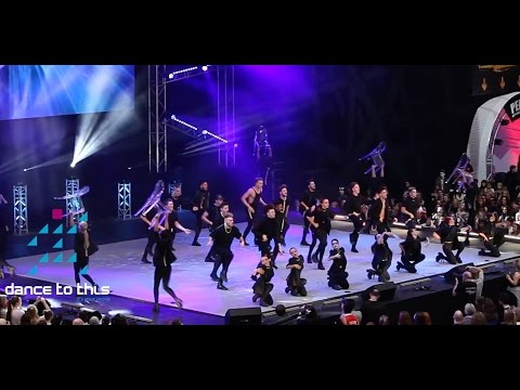 Masters Performing Arts College – Sunday at Move It 2015